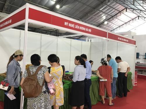 2018年越南国际建材展开幕 逾300家企业参展 hinh anh 1