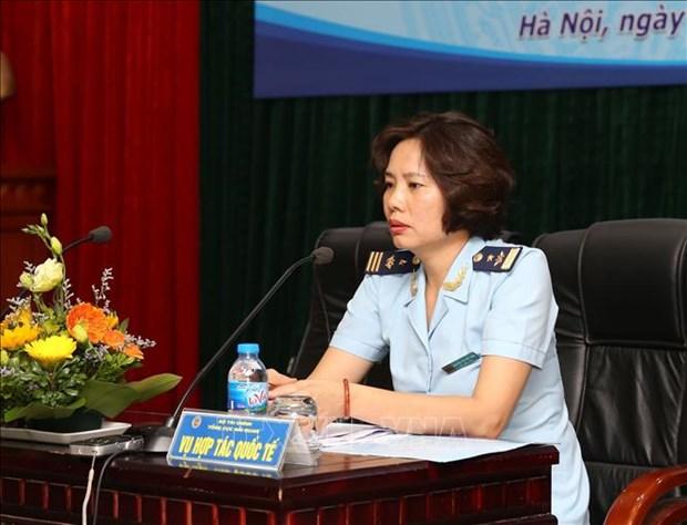 越南将承办第十三届亚欧海关署长会议 hinh anh 1