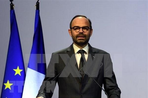 法国总理爱德华·菲利普即将访问越南 hinh anh 1