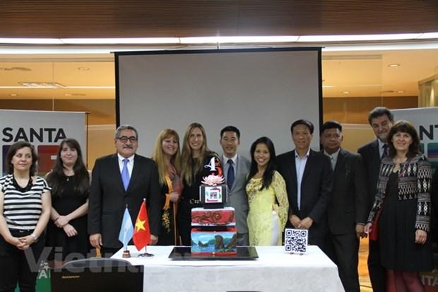 越南加大在阿根廷的旅游推广力度 hinh anh 2