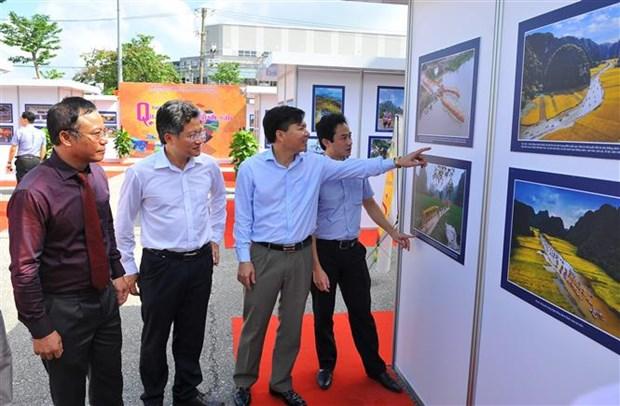 越南各地遗产图片展开幕 hinh anh 2