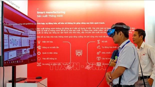 1200多名代表参加2018年越南智能物联网国际展及研讨会 hinh anh 2