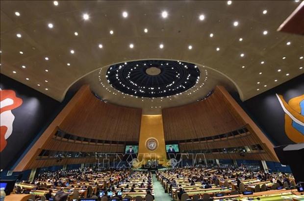 联合国日(1945年10月24日-2018年10月24日):越南深化与联合国的合作与发展关系 hinh anh 1
