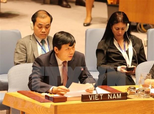 东盟再次强调对常规武器生产和进口的主权权力 hinh anh 1