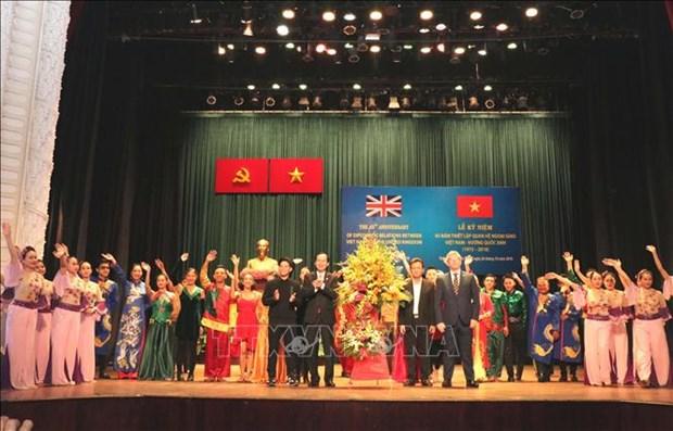 英国在对胡志明市投资的100个国家和地区中排名第11位 hinh anh 1