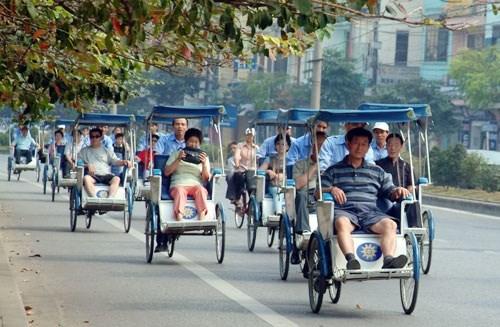 2018年前10月越南接待国际游客达1280万人次 hinh anh 1