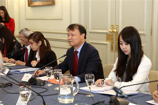 越南与阿根廷加强经贸合作 hinh anh 1