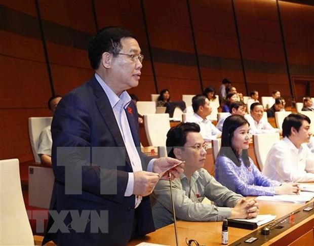 越南第十四届国会第六次会议公报(第六号) hinh anh 1