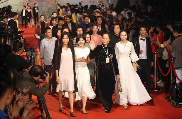 第五届河内国际电影节在河内隆重开幕 hinh anh 2