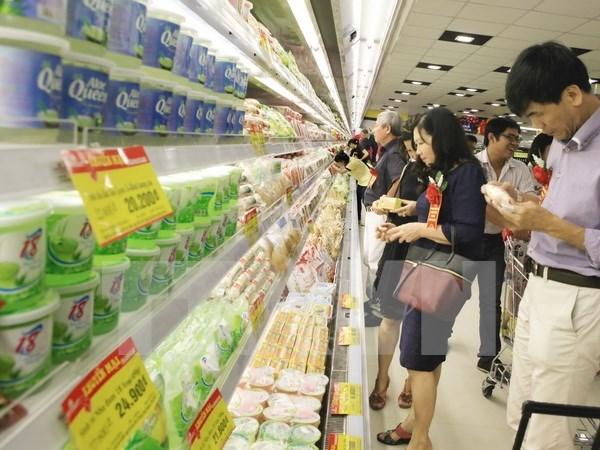 2018年10月越南居民消费价格指数略增 hinh anh 1