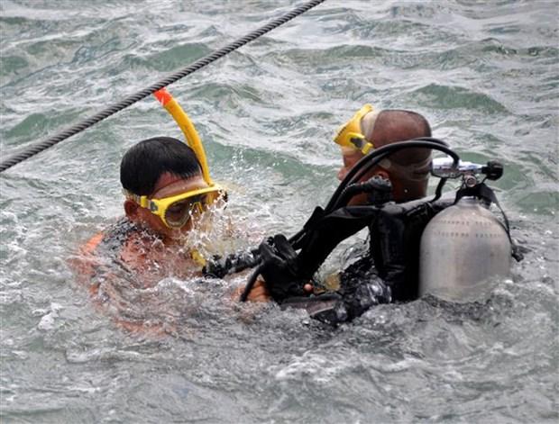 印尼客机坠海事件: 黑匣子位置已确定 hinh anh 1