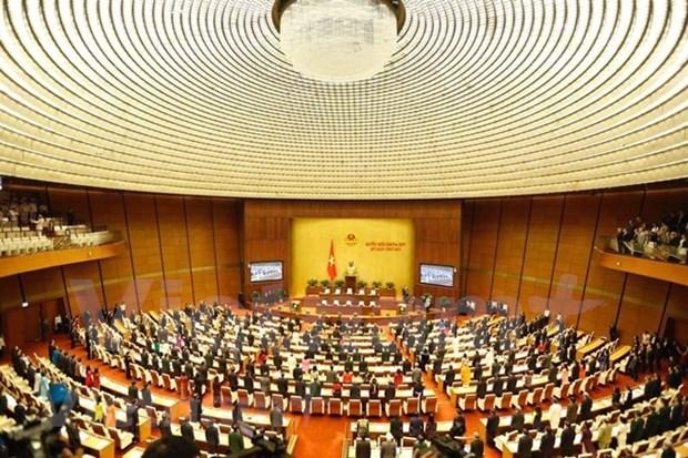 越南第十四届国会第六次会议公报(第七号) hinh anh 1