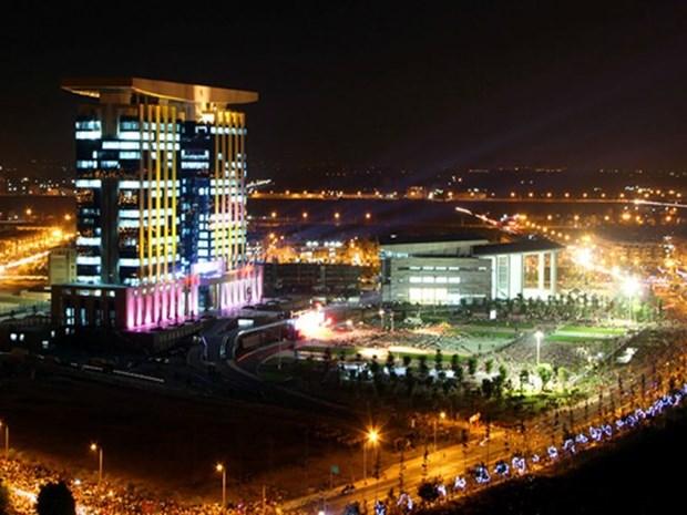 平阳省被列入2019年全球21大智慧城市入围名单 hinh anh 1