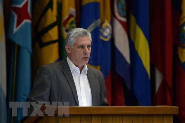 古巴国务委员会主席兼部长会议主席将于11月8日至10日访问越南 hinh anh 1