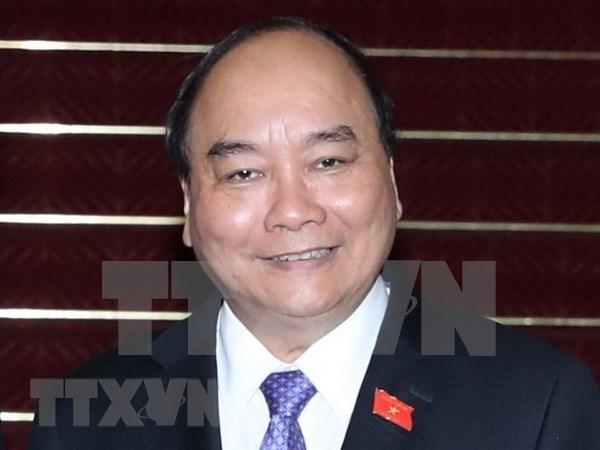 越南政府总理阮春福将出席第一届中国国际进口博览会 hinh anh 1