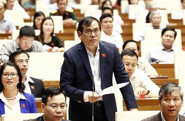 选民高度评价国家财政计划的落实成果 hinh anh 1