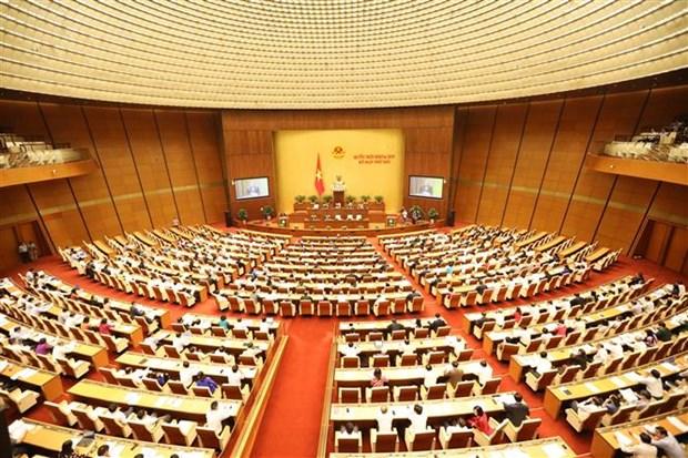 选民呼吁政府优先于发展性投资 hinh anh 1