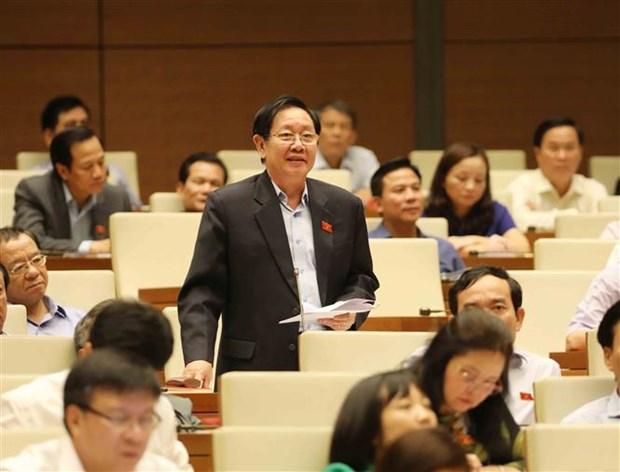 第十四届国会第六次会议:厉行勤俭节约 提高预算资金使用效率 hinh anh 1