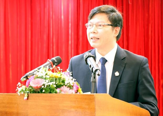 越南与老挝加强林业执法领域的合作 hinh anh 2