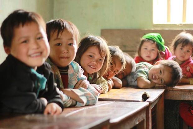 儿童全面发展保健提案获批 hinh anh 1