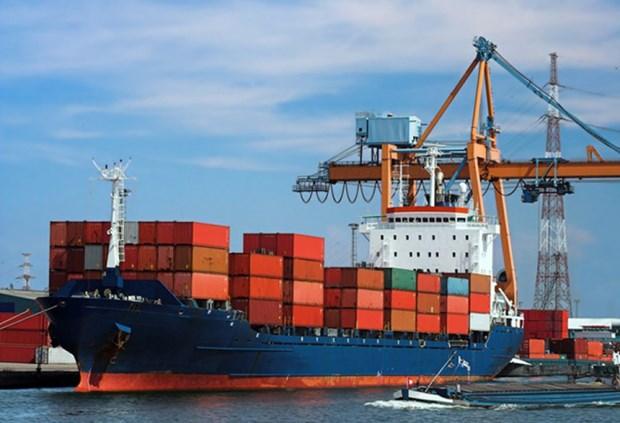 今年前10月越南实现贸易顺差64亿美元 hinh anh 1