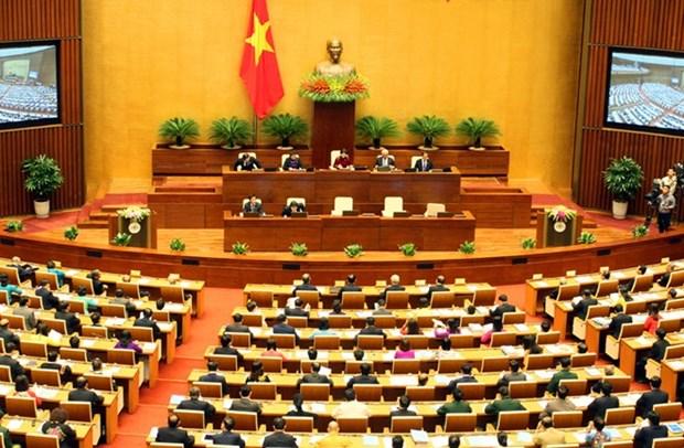 越南第十四届国会第六次会议公报(第八号) hinh anh 1