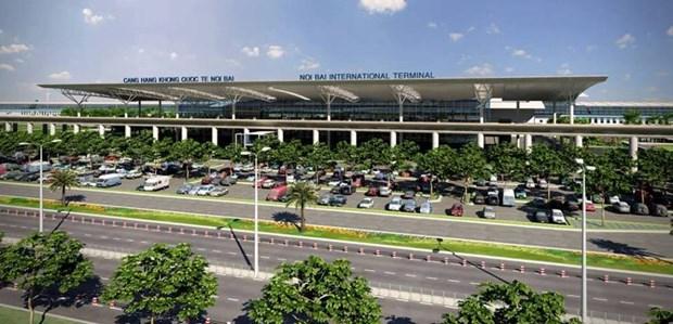越南拟扩建内排国际机场 尽早克服超负荷状态 hinh anh 1