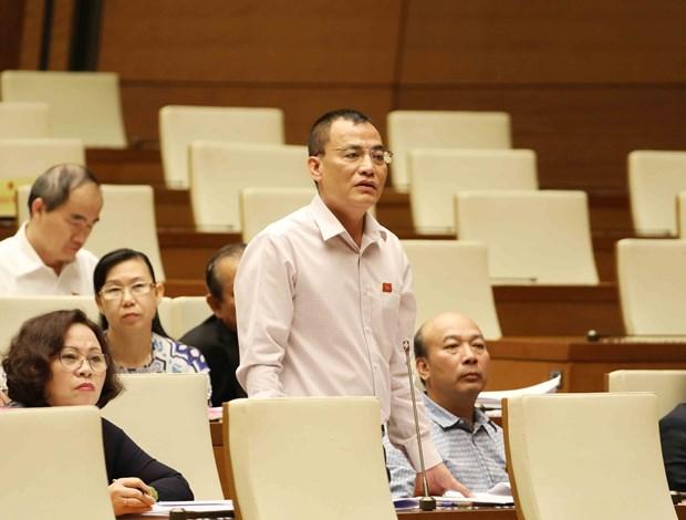 越南第十四届国会第六次会议公报(第九号) hinh anh 1