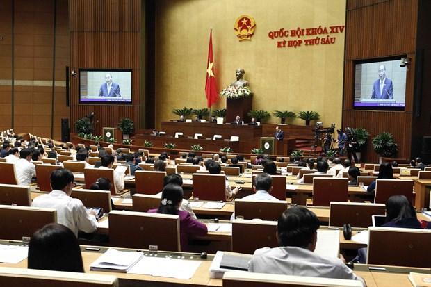 政府总理阮春福:掌握全球化趋势 实现发展任务 hinh anh 1