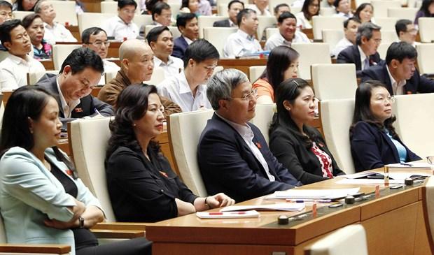 第十四届国会第六次会议:力争胜利实现全任期经济社会发展目标 hinh anh 3