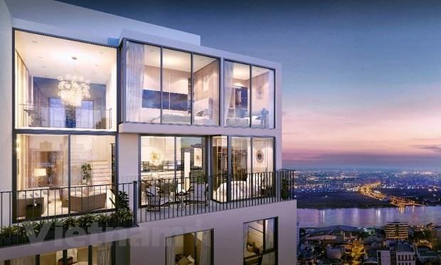 越南房地产市场吸引全球投资商的眼球 hinh anh 1