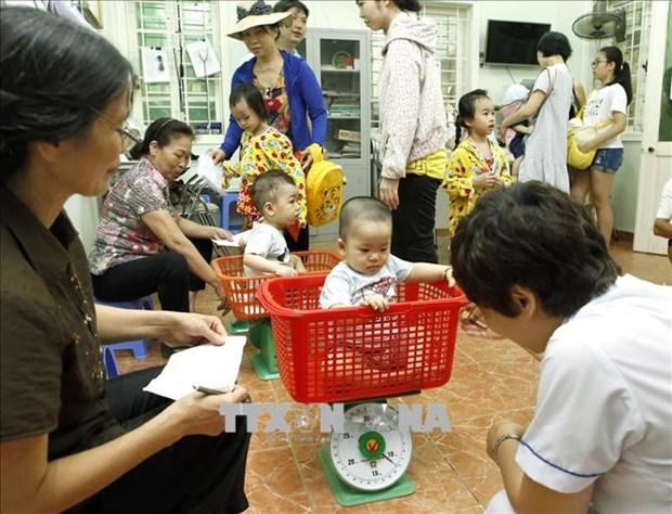越南协助残疾儿童享有教育培训和保健服务 hinh anh 1
