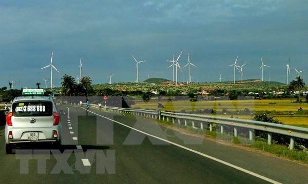 越南大力吸引对可再生能源领域的投资资金 hinh anh 2