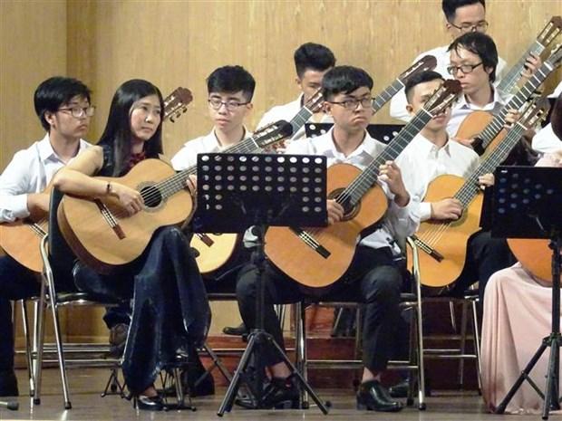 第五届西贡国际吉他艺术节在胡志明市举行 hinh anh 1