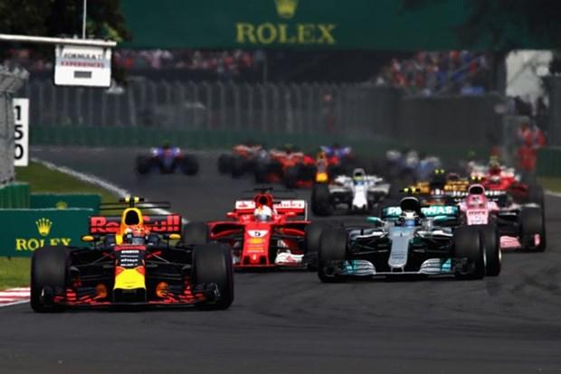 越南将于2020年举办F1国际赛车锦标赛 hinh anh 1