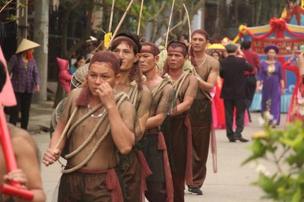 越南新增8处遗产被列入国家级非物质文化遗产名录 hinh anh 1