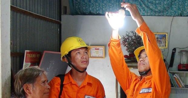 越南2018年获得电力指数创历史新高 hinh anh 1