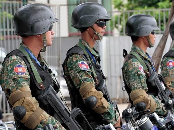 东盟各国通过打击恐怖主义行动计划 hinh anh 1