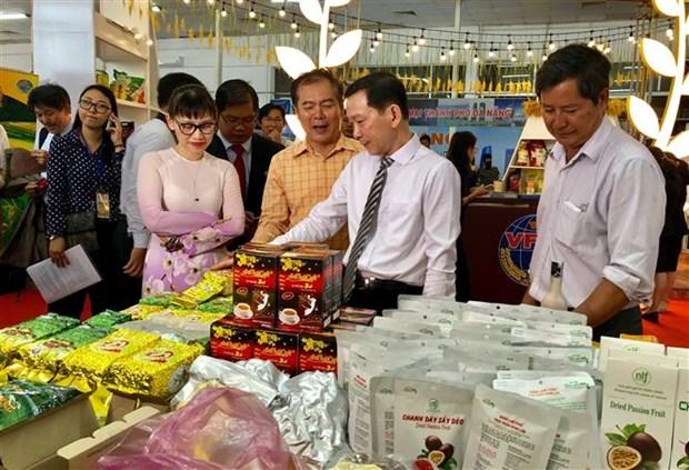 2018年越南国际农业博览会正式开幕 hinh anh 2