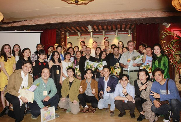 第五届河内国际电影节创作营圆满落幕 hinh anh 1