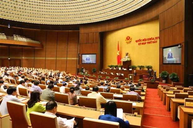 国会代表对批准CPTPP协定的必要性表示赞成 hinh anh 1
