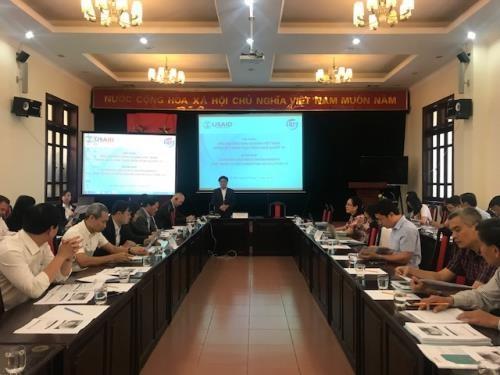 越南采取配套措施促进营商环境改善 hinh anh 1