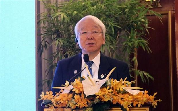 胡志明市与兵库县经济合作促进会议举行 hinh anh 2