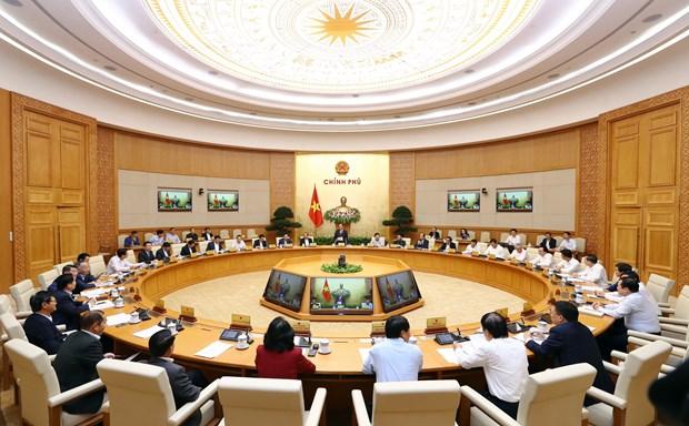 阮春福总理:信任投票结果敦促政府采取更强有力的行动 hinh anh 2