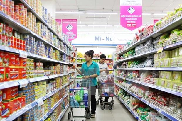 越南企业自信面对洋货的挑战 hinh anh 1