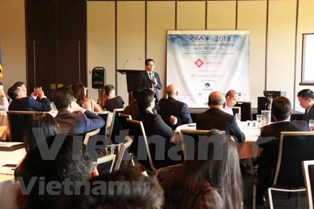 越南与澳大利亚促进房地产的投资合作 hinh anh 1