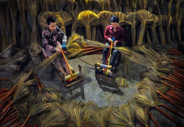 越南遗产摄影大赛获奖作品展览会亮相观众 hinh anh 1