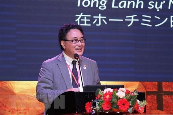 九龙江平原地区向日本企业推介63个招商引资项目 hinh anh 1