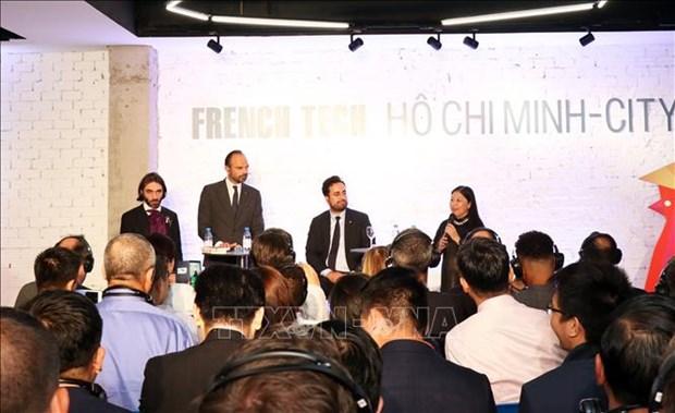 越南是法国企业理想的投资目的地 hinh anh 1