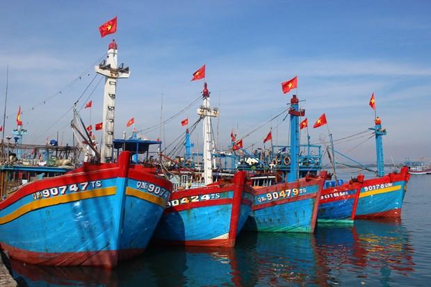越南将为近3000艘渔船安装巡航控制系统 hinh anh 1